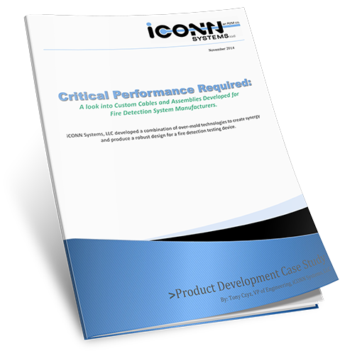 Download iCONN System's Free Product Development Case Study