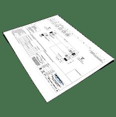 iMINI A CAD Drawing