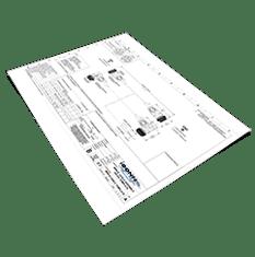 iMINI B CAD Drawing