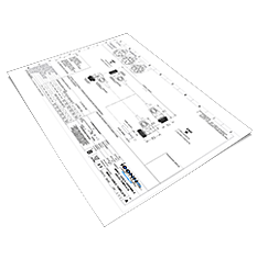 iMINI C CAD Drawing