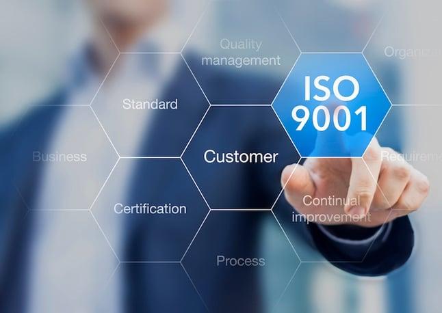 ISO Certified Companies
