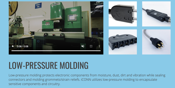 low-pressure-molding